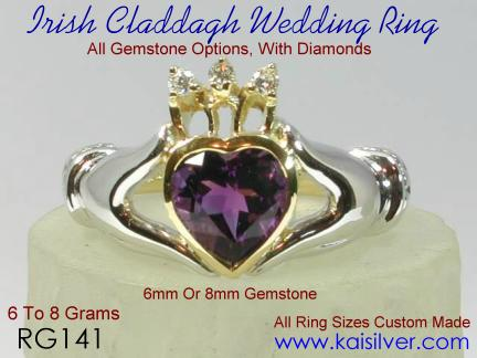 claddagh ring, history of the claddagh ring