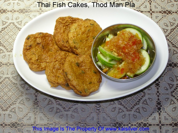 Popular thai food dishes recipes for deep fried fish cakes a very popular thai food dish deep fried fish cakes forumfinder Gallery