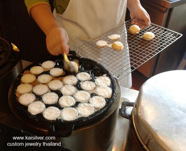 Thai dessert extrajewel khanom khok thai rice pudding delicious and easy to make forumfinder Images